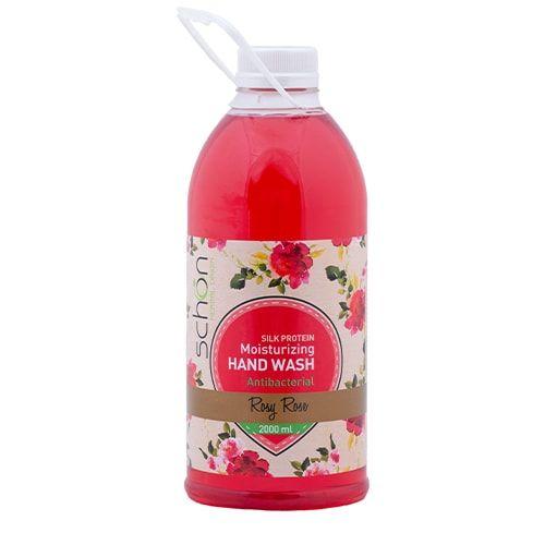 مایع دستشویی شفاف رزی رز شون مناسب انواع پوست 2000 میلی لیتر