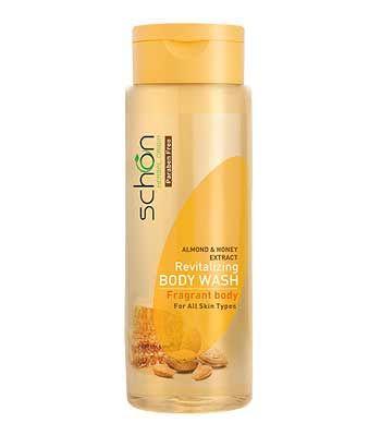 شامپو بدن بادام و عسل شون مناسب انواع پوست 420 میلی لیتر