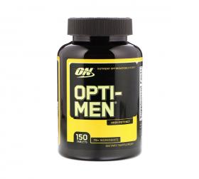 مولتی ویتامین اپتی من اپتیموم نوتریشن 150 عددی