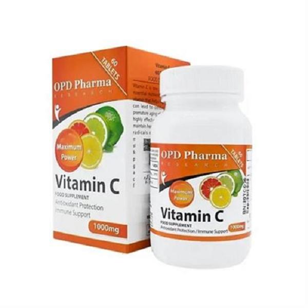 کپسول ویتامین ث 1000 میلی گرم ماکسیمم پاور او پی دی فارما