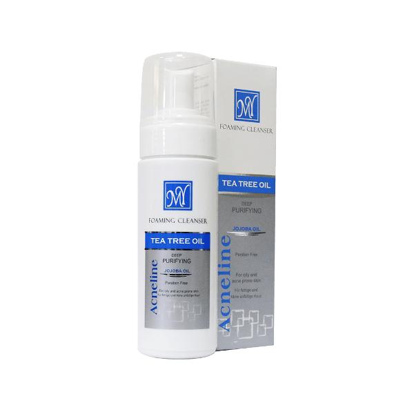 فوم شستشوی صورت آنتی باکتریال مای مناسب پوست چرب 150 میلی لیتر