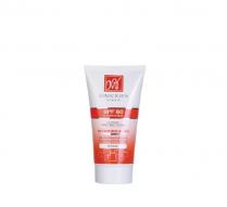 کرم ضد آفتاب بی رنگ SPF60  مای پوست خشک و معمولی 50 میلی لیتر