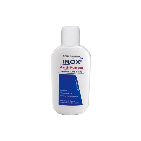 شامپو بدن ضد قارچ اکتو پیروکس 1 درصد ایروکس 200 گرم