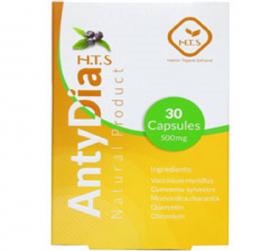 کپسول آنتی دیا (AntyDia) 30 عددی حکیم تجارت سهند