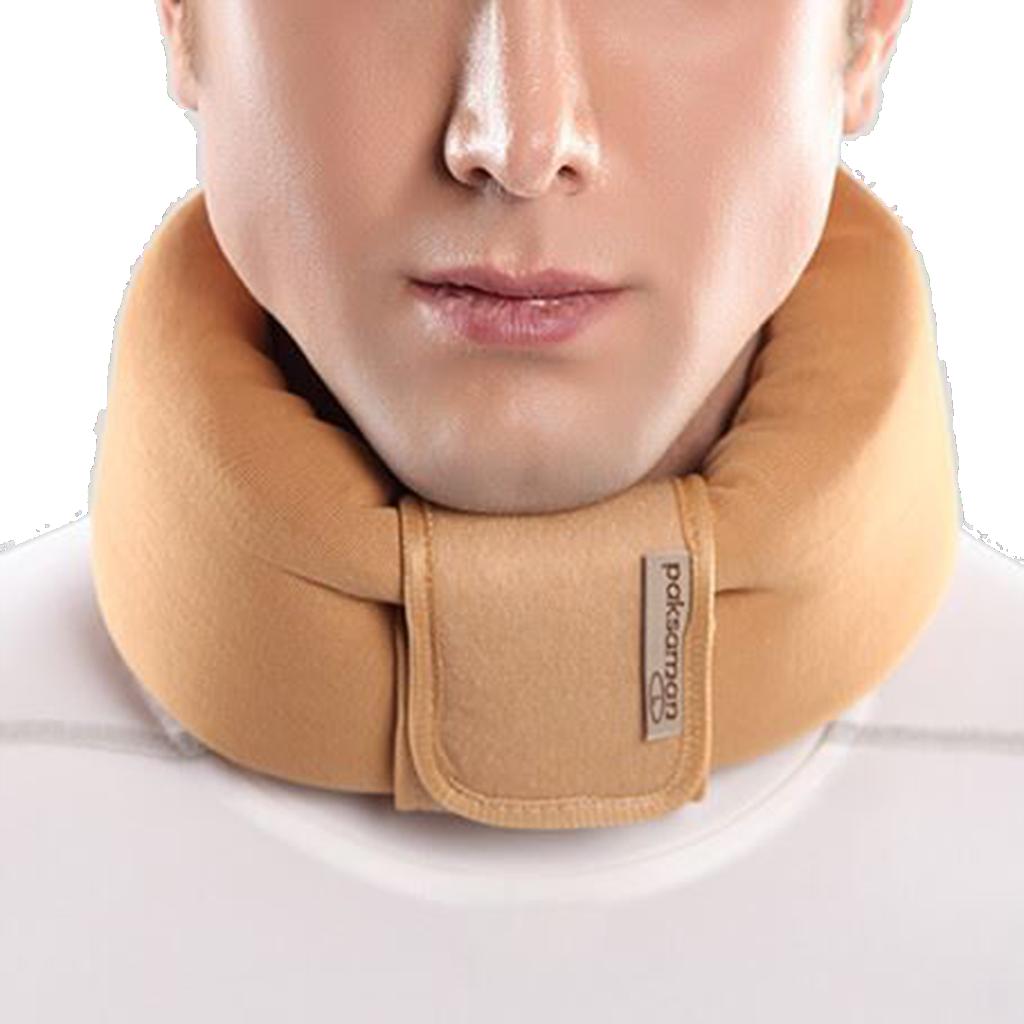 گردن بند طبی نرم پاک سمن کد040